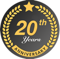 25th Anniversary icon
